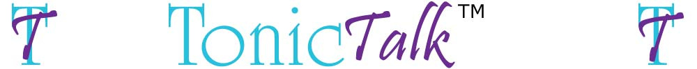 TonicTalk Newport Pagnell Counselling &Psychotherapy Site Logo